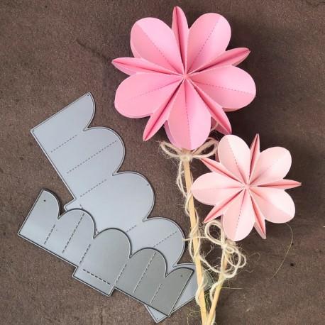 Stanzen-Duo Blume, 2 Größen