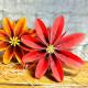 Stanze für Faltblume Nr. 16 XXL