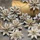 16 Stempelmotive für Faltblume Nr.18 Mini