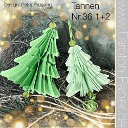 Tannen- Duo (36 1+2)